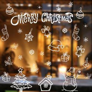 Sticker Noël livraison gratuite