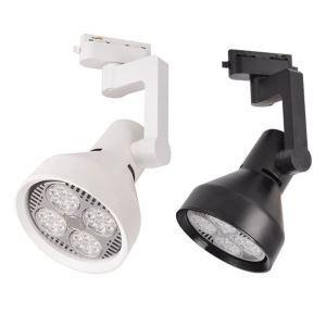 Plafonnier LED rotatif pour couloir, salon, fini en peinture au pistolet