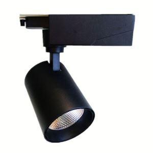 Projecteur LED style simple moderne en fer pour chambre à coucher salon