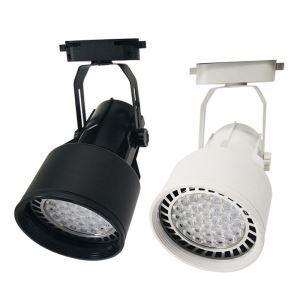Projecteur en fer LED style nordique moderne pour boutique salon