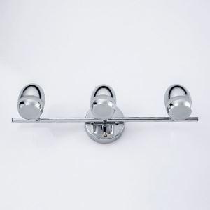 Applique murale LED en métal imperméable pour salle de bains chambre