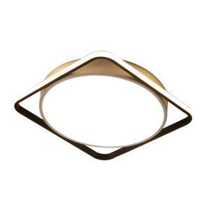 Plafonnier LED Moderne avec Cadre Carré pour Chambre