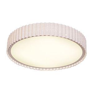 Lampe de plafond LED moderne rond forme vague pas cher