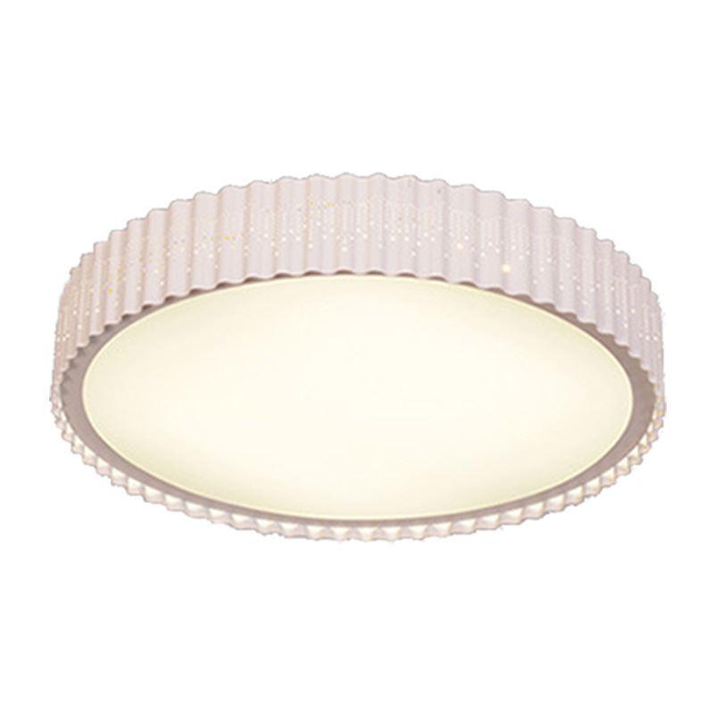Rond De Moderne Pas Plafond Cher Lampe Led Forme Vague SpGqzMUV
