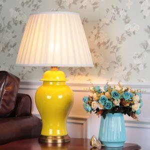 Lampe de table design moderne pour salon / chambre à coucher, finition peinture
