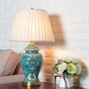 Lampe à Poser Vase céramique Design Contemporain pour Chambre à coucher