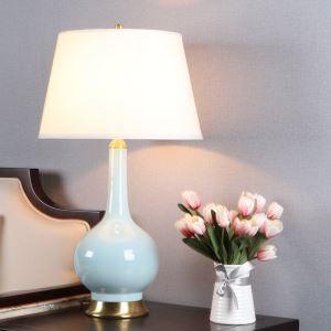 Lampe de Table en céramique, lumière décorative pour Chambre à Coucher
