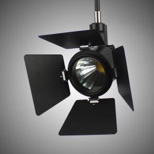 Projecteur LED en aluminium avec barrre longue pour photographie salon
