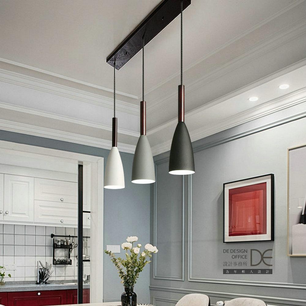 Lampe Plafond Salon Design lampe de plafond suspension à 3 lampes design pour salon
