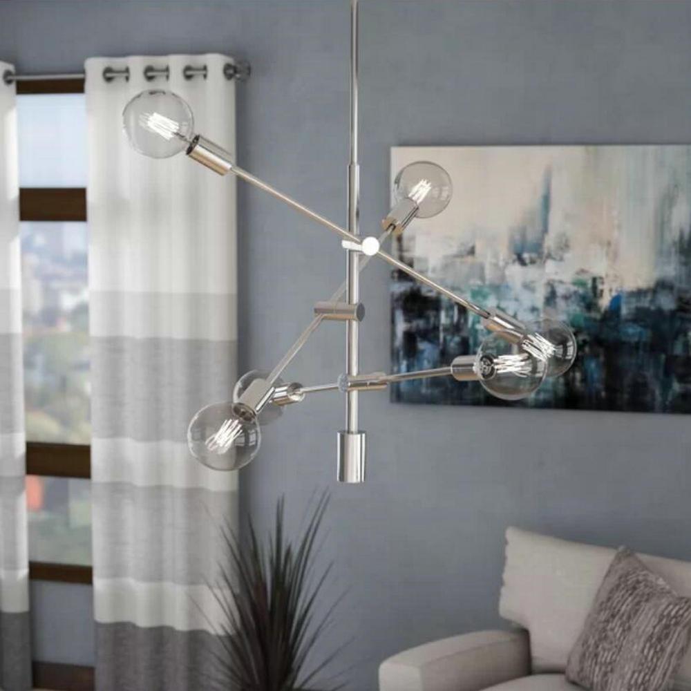 Design Salon Salle A Manger suspension design simple moderne en fer pour salon salle à