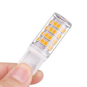 8 Ampoules G9 LED 5W/7W