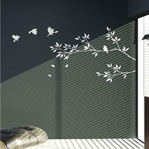 Branche et les oiseaux Sticker (1985-P52)