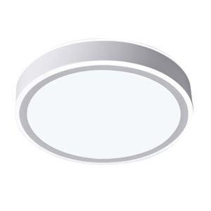 Lampe de profond rond à LED moderne pour chambre