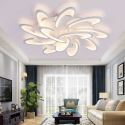 Lampe de plafond LED en acrylique pour salon chambre à coucher, multi-dimension disponible