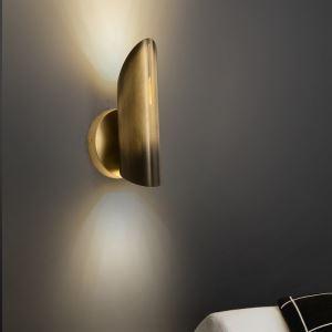 Applique murale LED en métal L12CM pour salon chambre à coucher