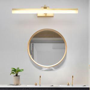 Applique murale LED en métal acrylique H10cm pour salon salle de bains