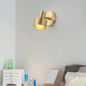 Applique murale LED en métal pour chambre à coucher,1/2/3 lampes