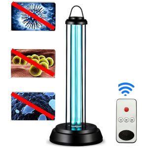 Lampadaire moderne lampe germicide UV conçu pour salon chambre hôtel
