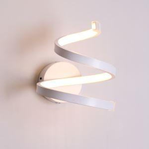 Applique murale LED en acrylique pour salon chambre à coucher, 3 modèles