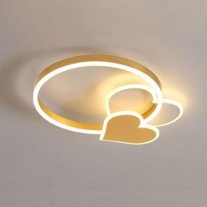 Plafonnier LED moderne 36W 2880Lumen pour salon chambre à coucher
