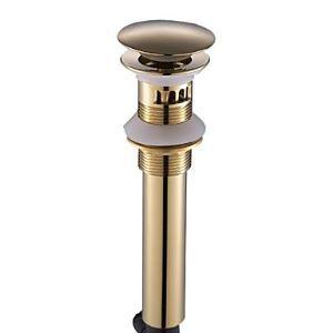 Ti-PVD L'eau de drainage 2 modèles pour salle de bain