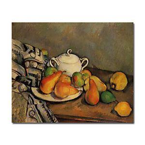 Peinture à l'huile peinte à la main rouge vin blanc vin vie avec cadre tendu