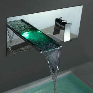 LED robinet salle de bain/mitigeur