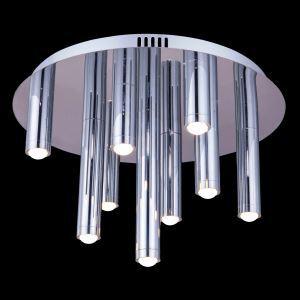 (Entrepôt UE) LED 9-Light Modern Contemporary plafonnier dans la forme ronde