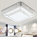 (Entrepôt UE) Installation Intégrée LED moderne / contemporain salon / chambre / salle à manger / salle d'étude / de bureau en métal