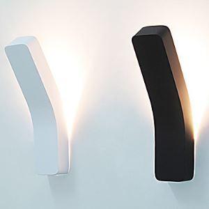 Applique LED en fer 40W E14 H 35 cm minimaliste pour chambre