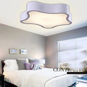 (Entrepôt) Plafonnier Moderne Acrylique Simple LED blanche Étoile de mer encastrée Lumière
