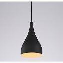 Suspension LED H 20 cm en métal moderne minimaliste pour salle cuisine
