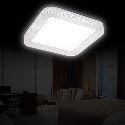 (Entrepôt UE) Plafonnier installation intégrée LED Moderne/Contemporain Salle/Chambre à coucher/Salle à manger/Chambre d'étude/Bureau PVC