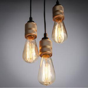 Mini suspension style rétro industriel lustre 1 lampe pour couloir cuisine